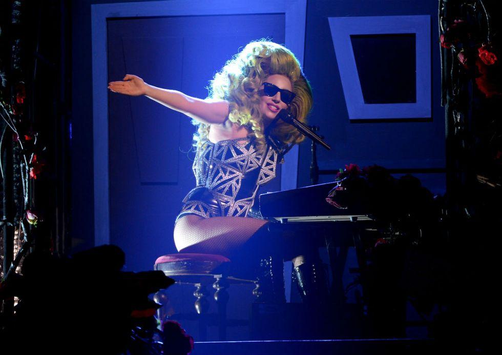 Lady Gaga: il concerto che vedremo a Milano in 10 immagini