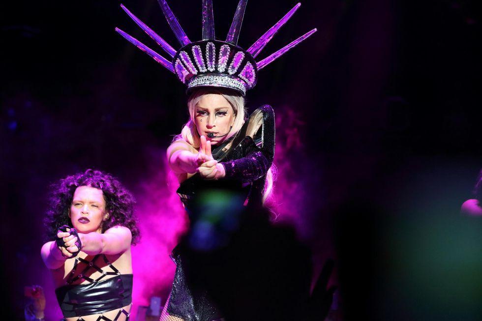 Lady Gaga: il tour dell'anno