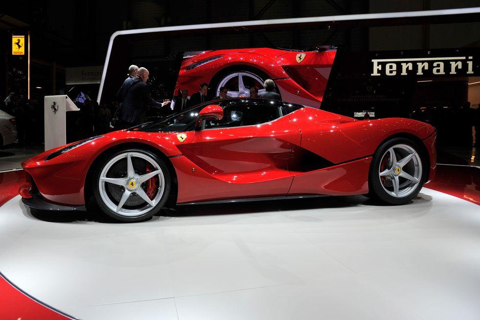 E' stata presentata la nuova Ferrari. E c'è lo zampino di Alonso!