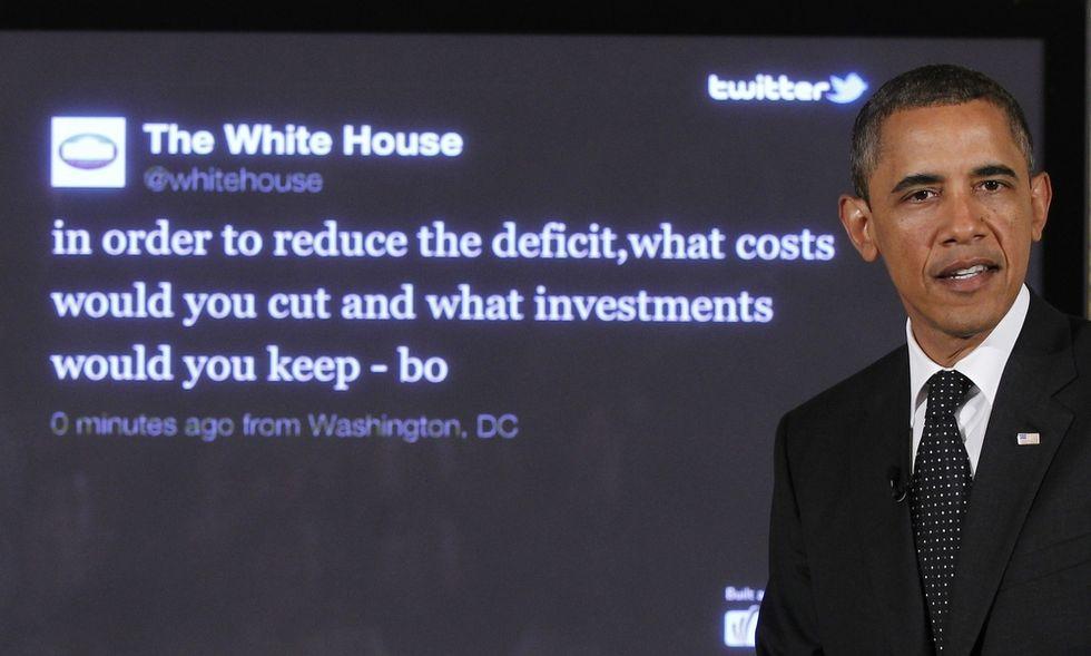 La campagna delle tasse di Barack Obama