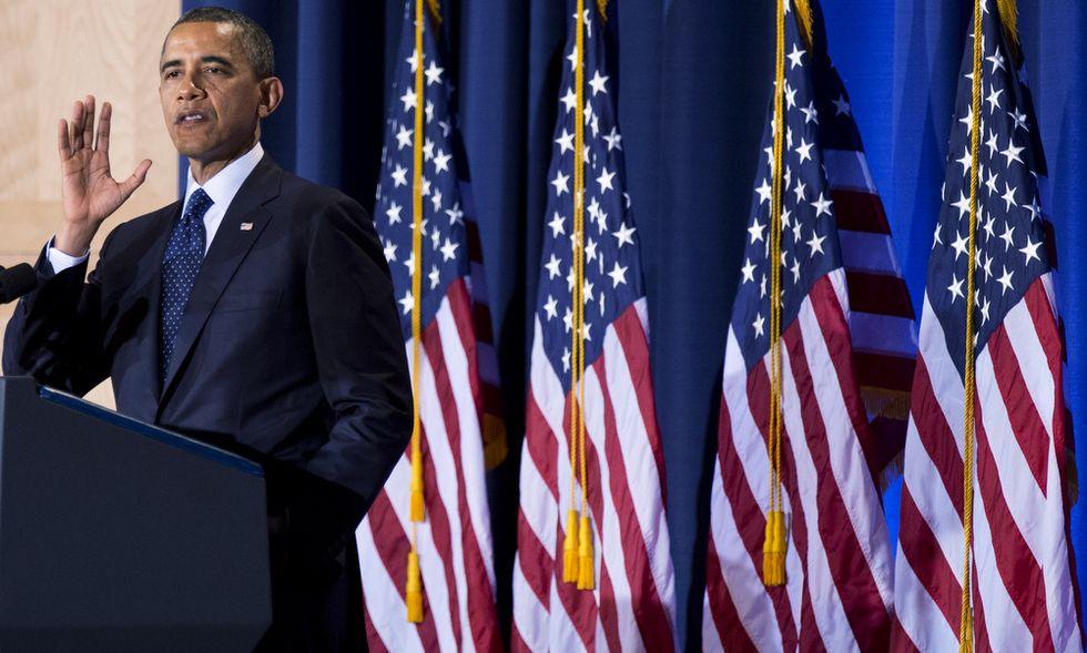 L'avvertimento di Barack Obama a Damasco