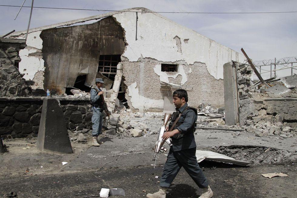 Meno vittime civili in Afghanistan