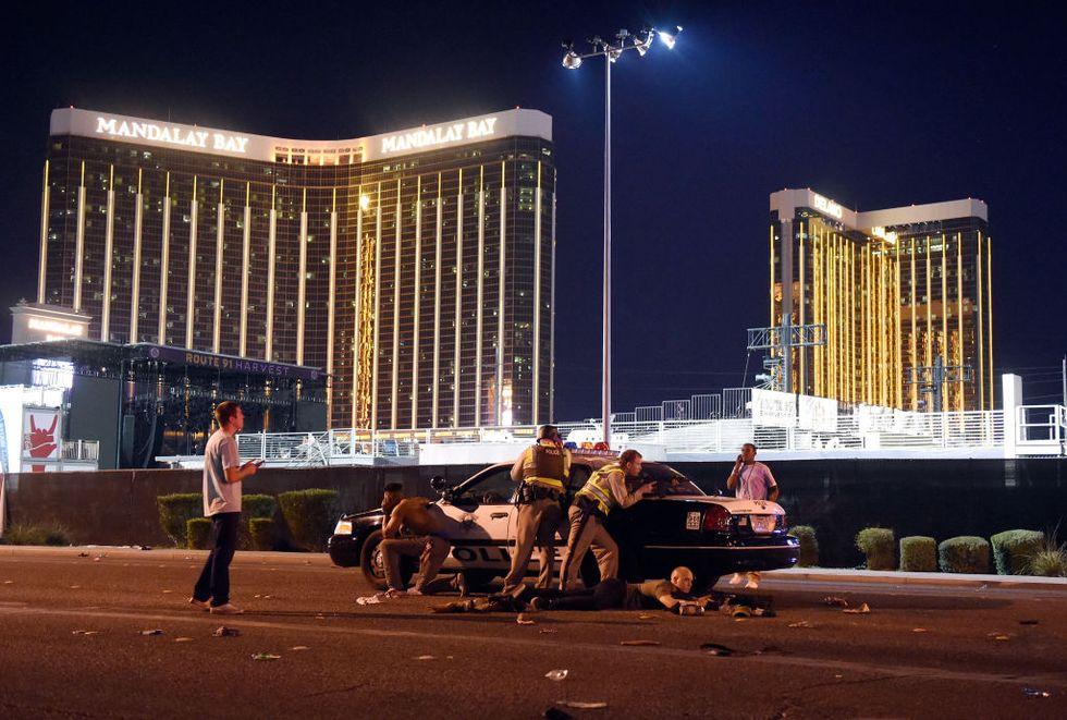Las Vegas sparatoria concerto Mandalay Bay Stephen Paddock