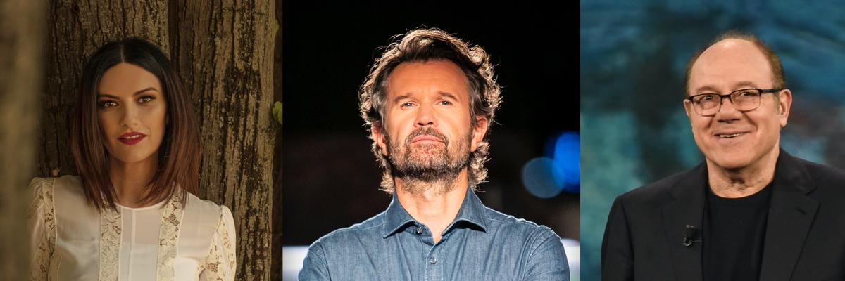 Pausini, Cracco e Verdone: Prime Video punta tutto sulle star