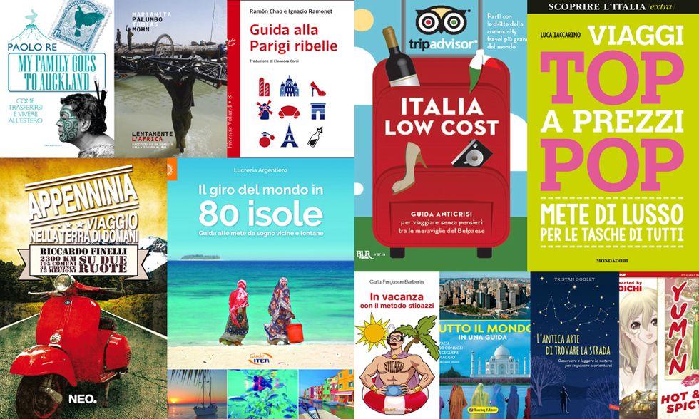 Le 10 migliori guide di viaggio in circolazione (+1 graphic novel)