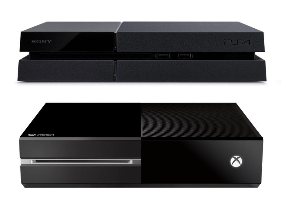 PlayStation 4 vs. Xbox One, chi vende di più?