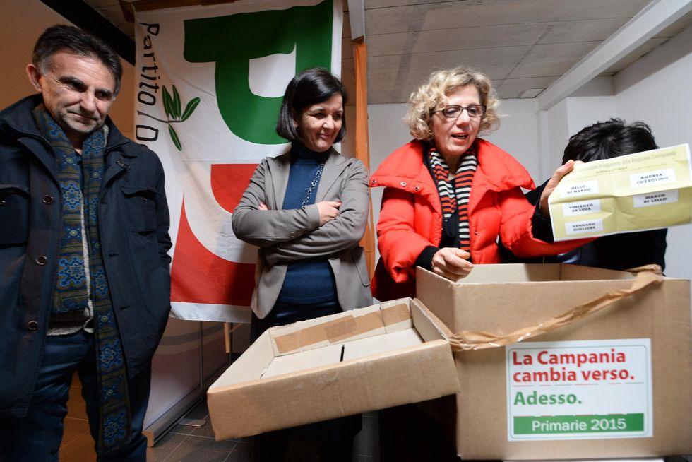 L'ennesimo pasticcio delle primarie Pd in Campania