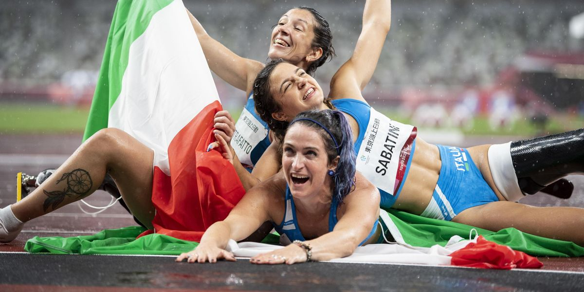 paralimpiadi medagliere italia bilancio vittorie pancalli sport