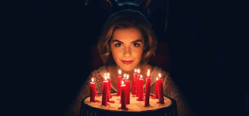 Le terrificanti avventure di Sabrina. La serie stregata di Netflix