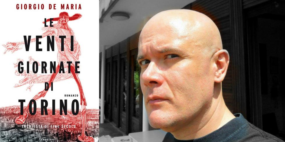 Le venti giornate di Torino, intervista a Giovanni Arduimo