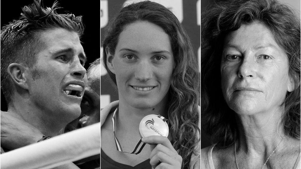 Chi erano Camille Muffat, Florence Arthaud e Alexis Vastine