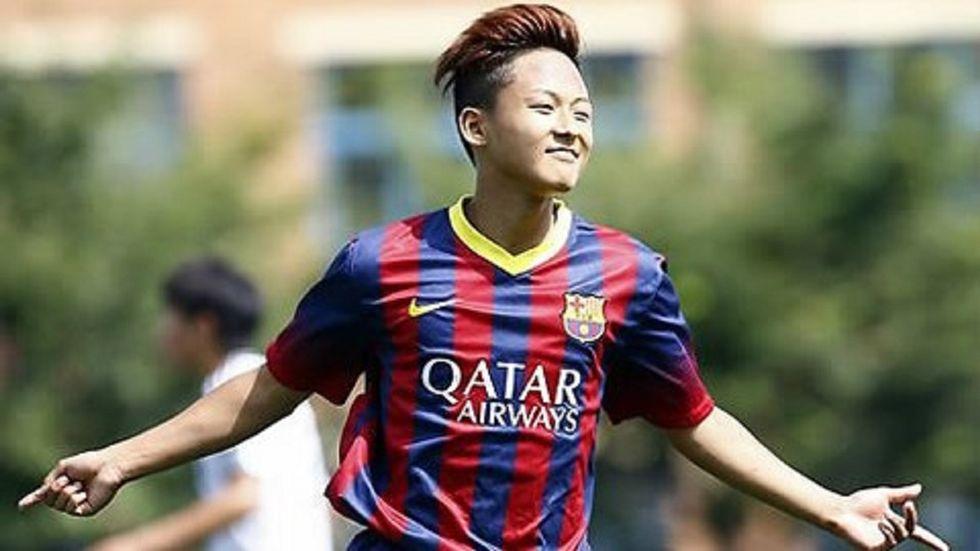 La storia di Lee Seung-Woo, il baby talento che ha messo nei guai il Barcellona