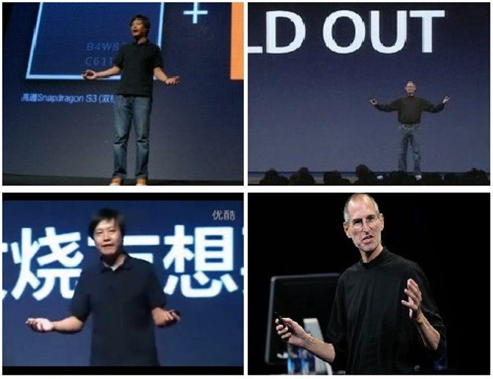 Lo Steve Jobs cinese si chiama Lei Jun e la sua Apple è Xiaomi