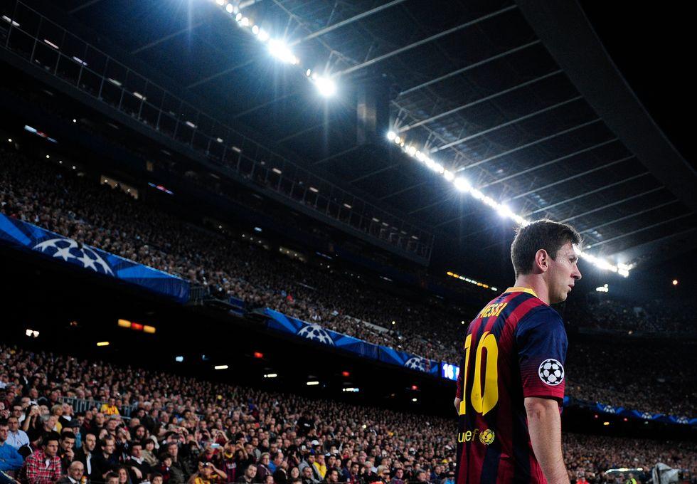 I muscoli di Messi e la sua estate senza riposo