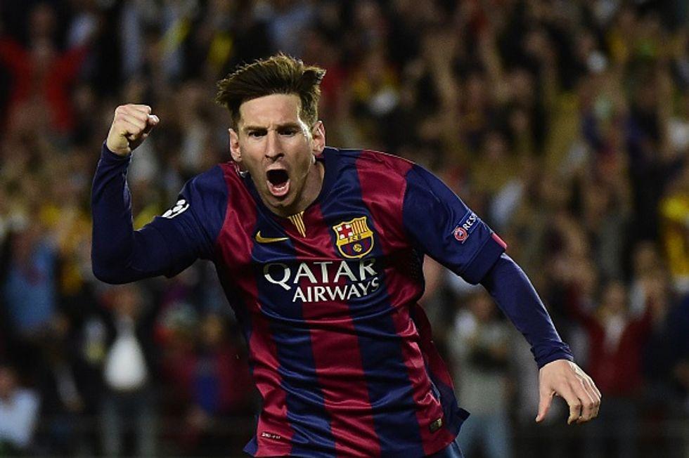 Il Manchester City e l'idea choc per Messi: 500 milioni (in cinque anni)