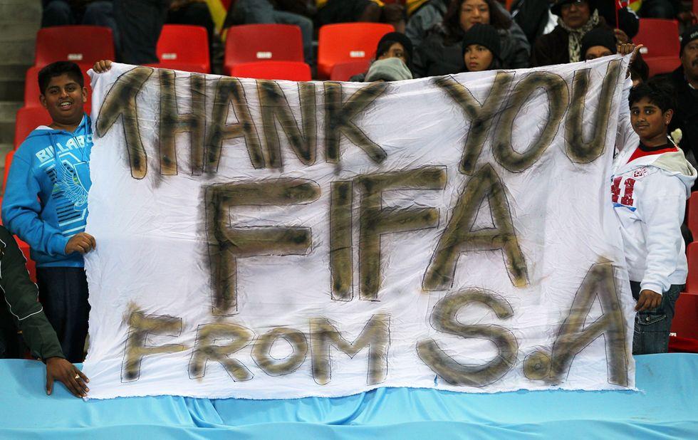 Scandalo Fifa: Sudafrica 2010 mette in forse i Mondiali in Russia e Qatar
