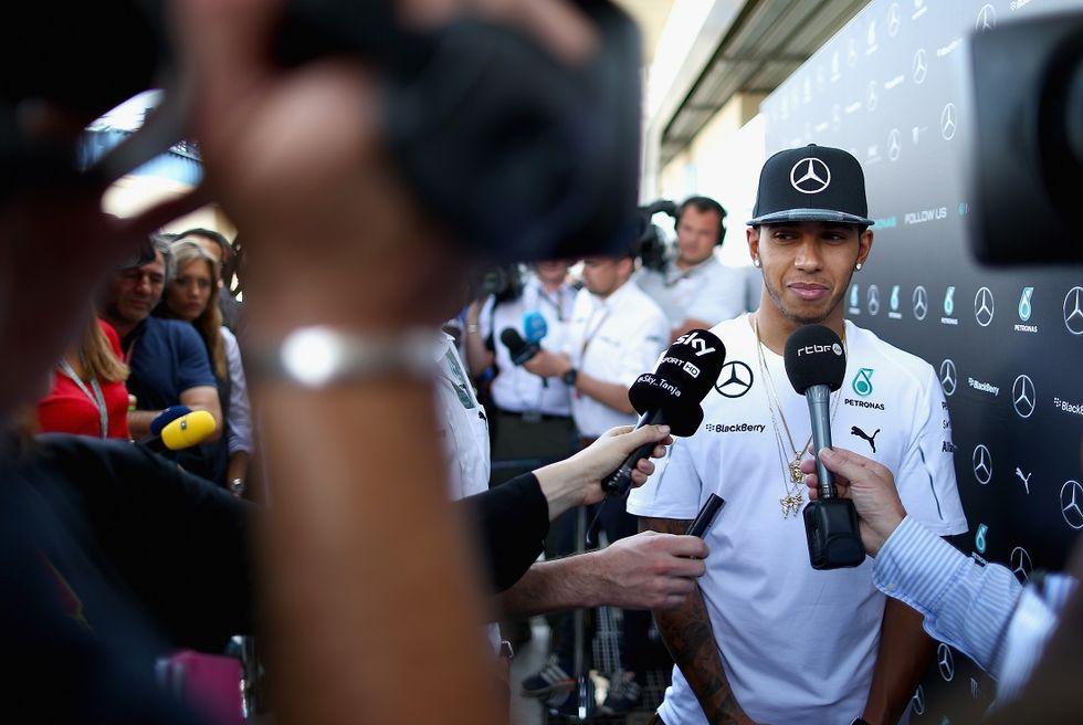 Gp Brasile: Hamilton cerca l'allungo decisivo
