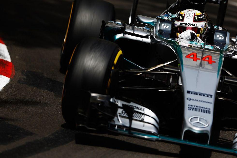 Gp Monaco, qualifiche: pole Hamilton, Ferrari in seconda fila