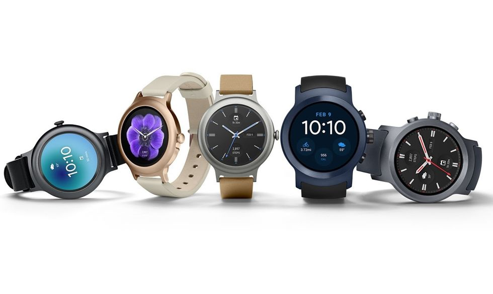 Lg Watch Sport Android Wea