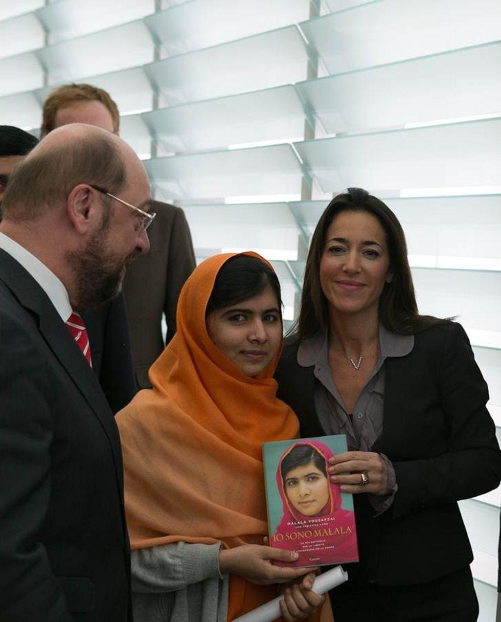 La lezione di Malala