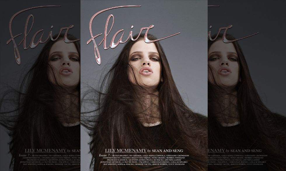 Lily, una top model 2.0 per Flair