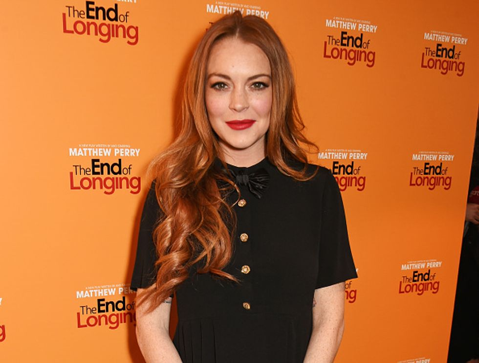 Il nuovo amore di Lindsay Lohan è un rampollo russo