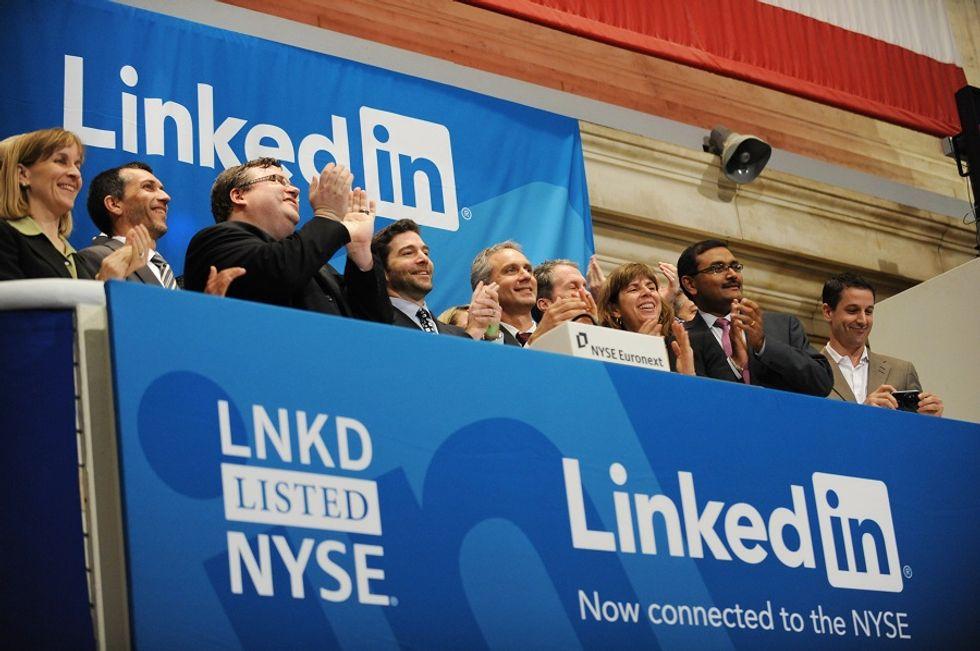 Linkedin, il social network del lavoro anti-crisi