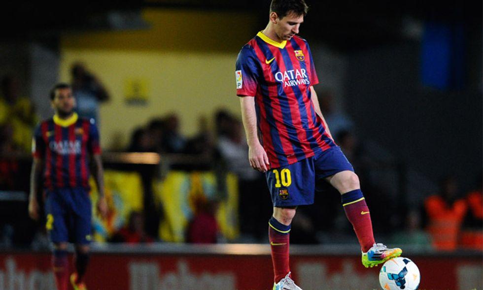 'Pulce', la vita di Lionel Messi