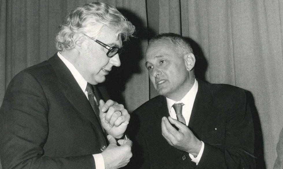 È morto Livio Garzanti, storico fondatore della casa editrice