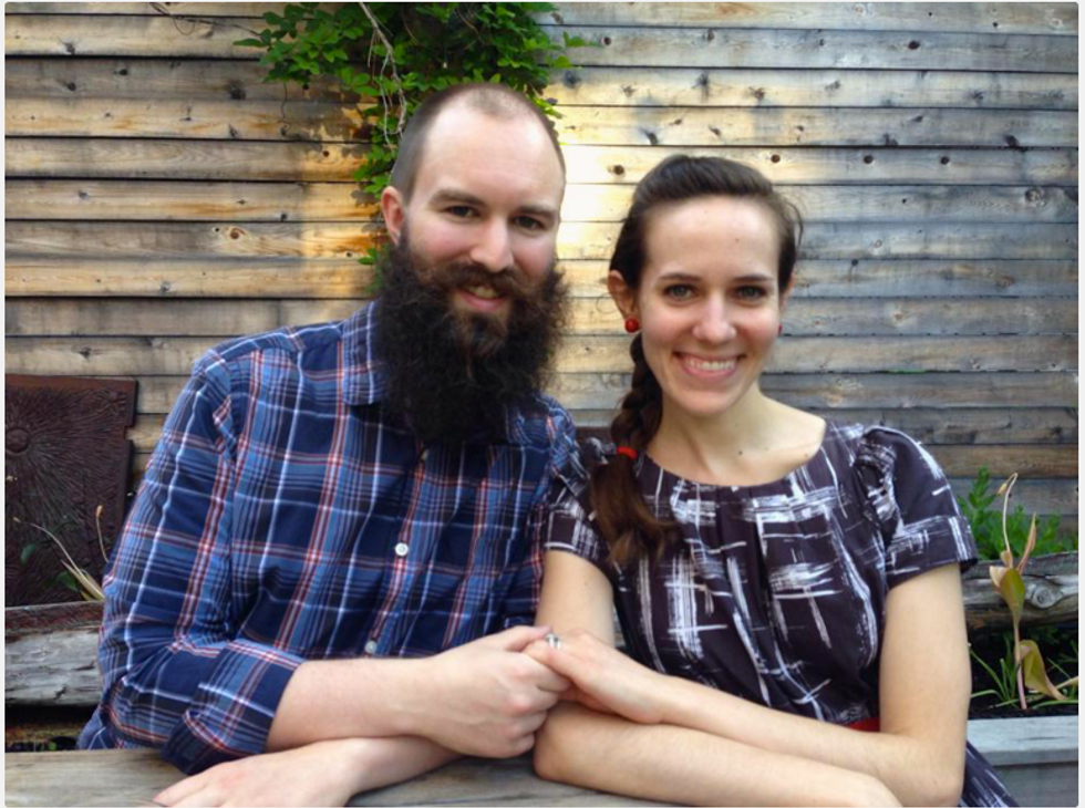 Liz e Nate, Frugalwoods