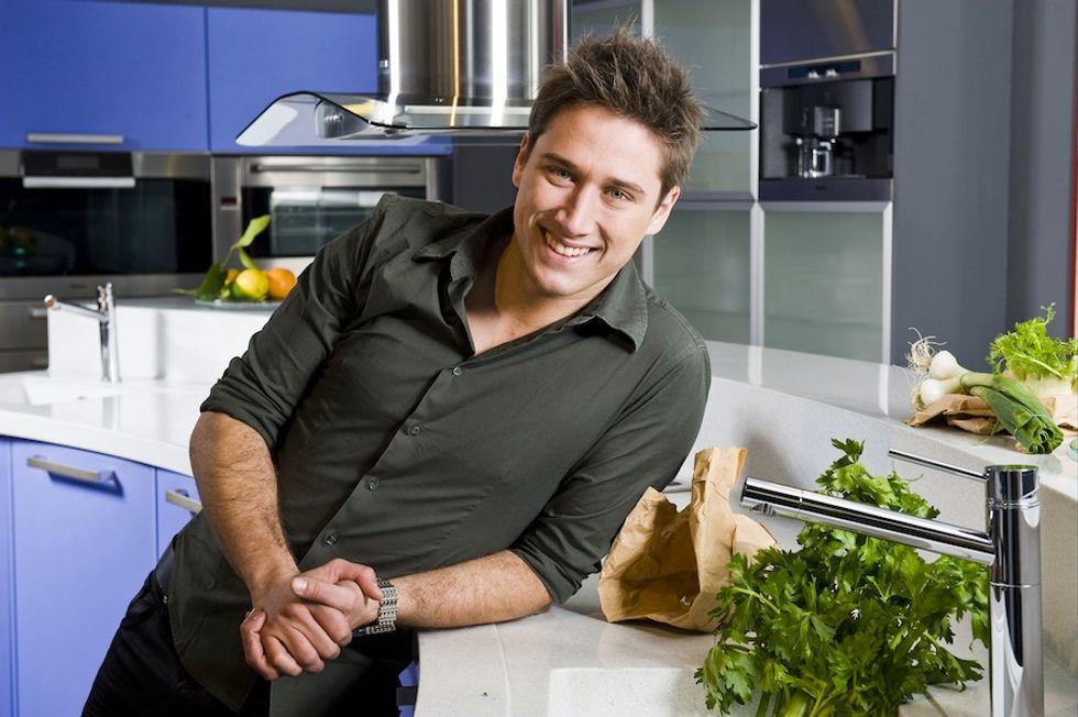 Mattia Poggi, da Genova all'Olimpo della cucina