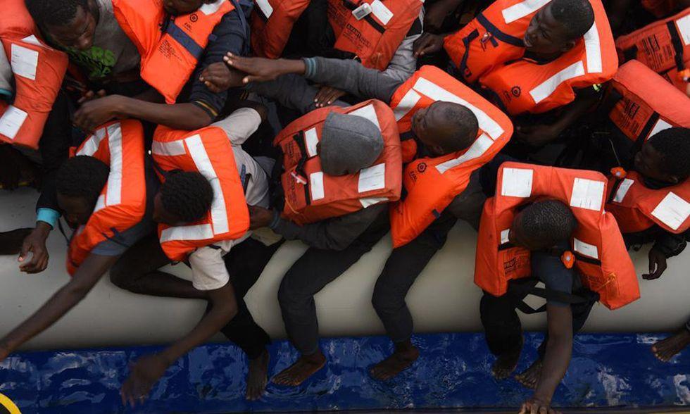Migranti sbarcati a Palermo