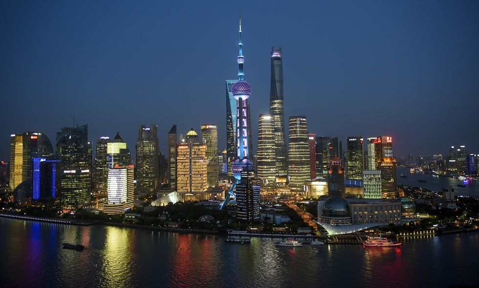 shanghai-cina