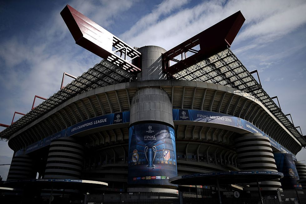 San Siro progetto riqualificazione Inter Milan sindaco Sala