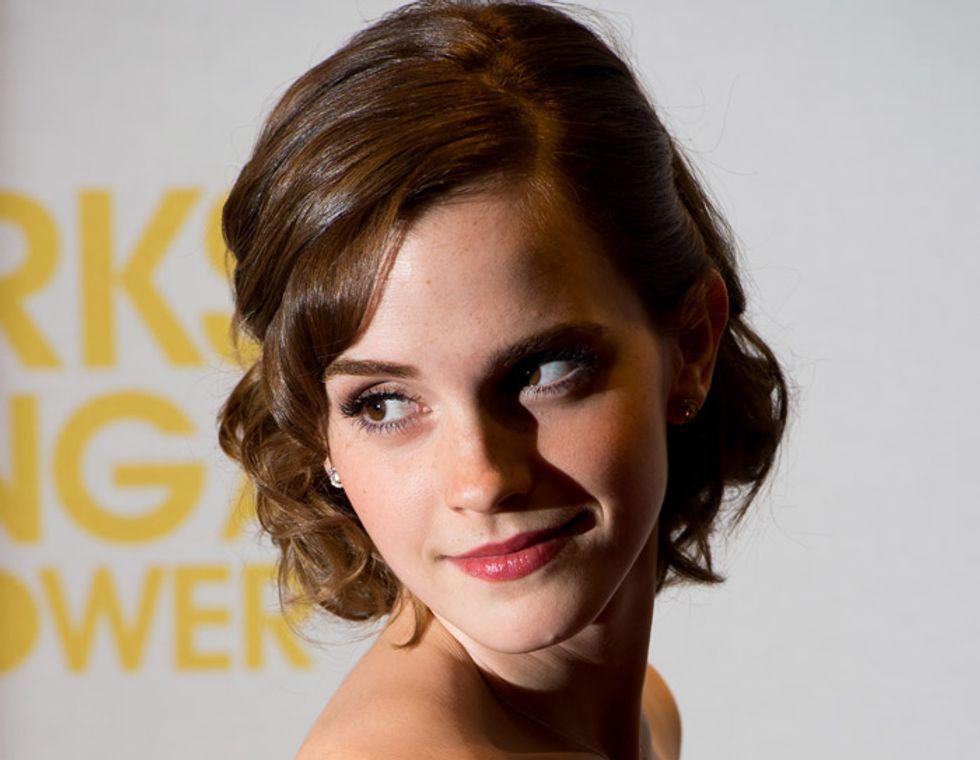 Emma Watson terrorizzata da uno stalker sul set di Noah