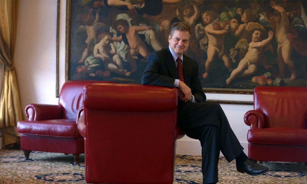Lorenzo Bini Smaghi: ci vuole un'Italia competitiva, non un'Italia tartassata