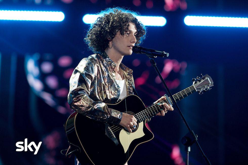 Lorenzo Rinaldi X Factor 13