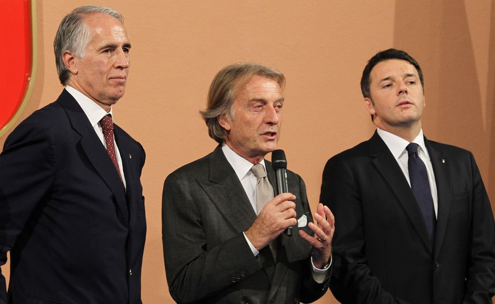 Ufficiale: Montezemolo presidente per Roma 2024