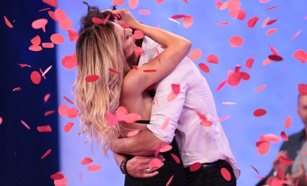 Luca Soleil Uomini e Donne