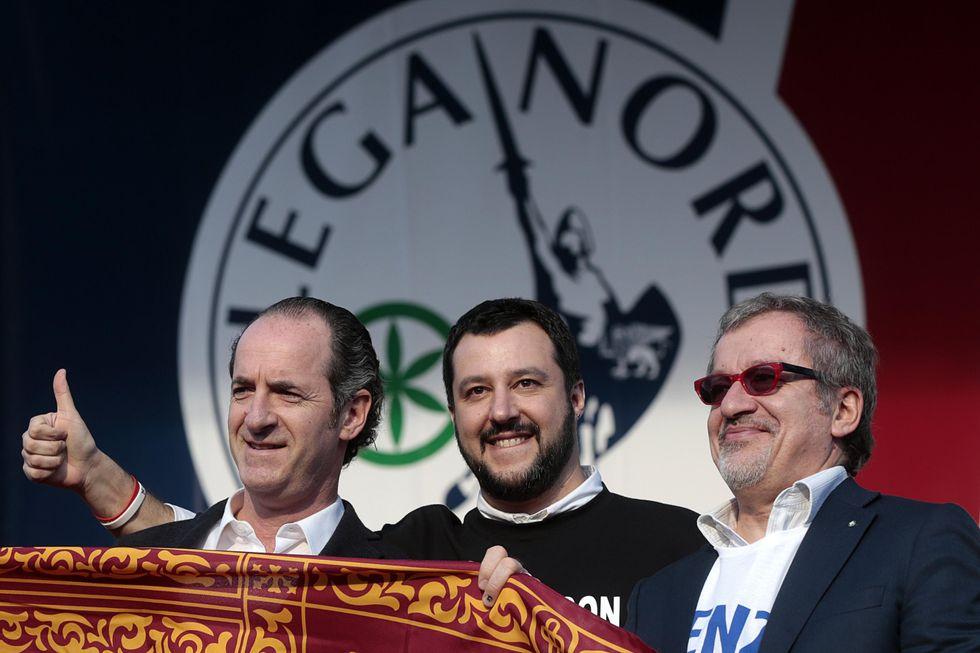 Immigrati: la battaglia politica di Matteo Salvini