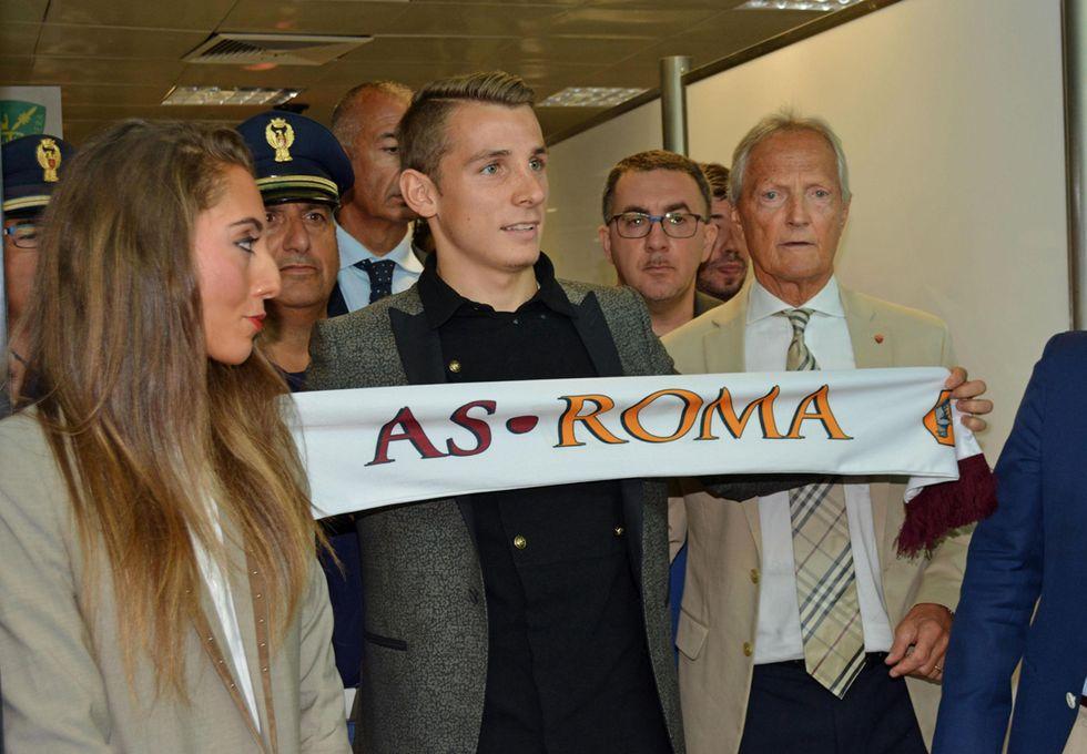 Digne a Roma: ecco il rinforzo voluto da Garcia