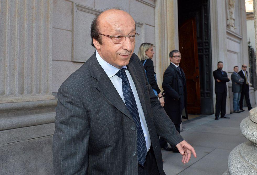 Il Tribunale assolve Moggi: non diffamò Facchetti