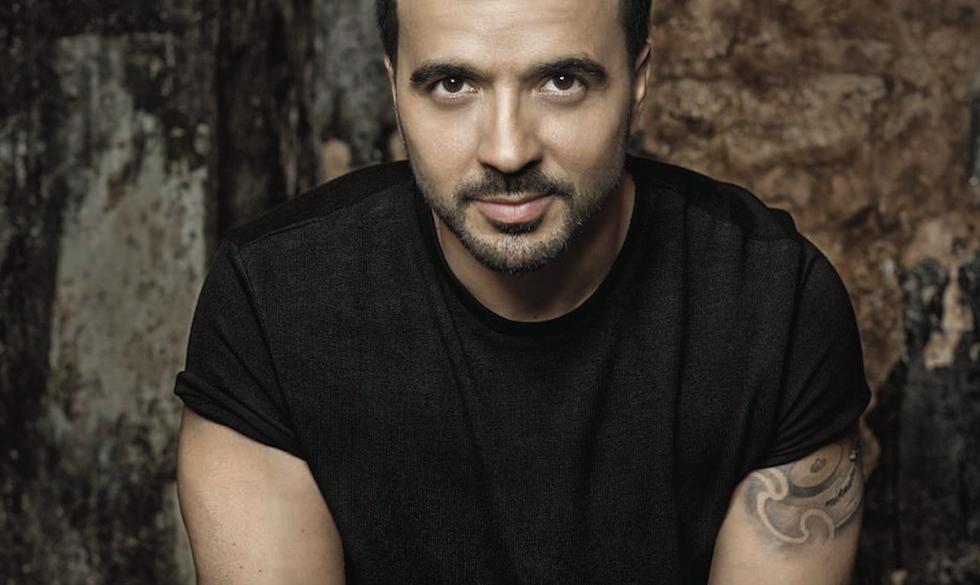 """Luis Fonsi: la sua """"Despacito"""" è doppio platino in Italia"""