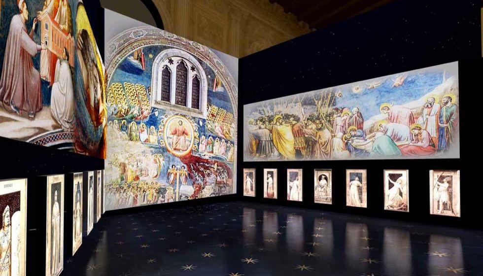Magister Giotto a Venezia