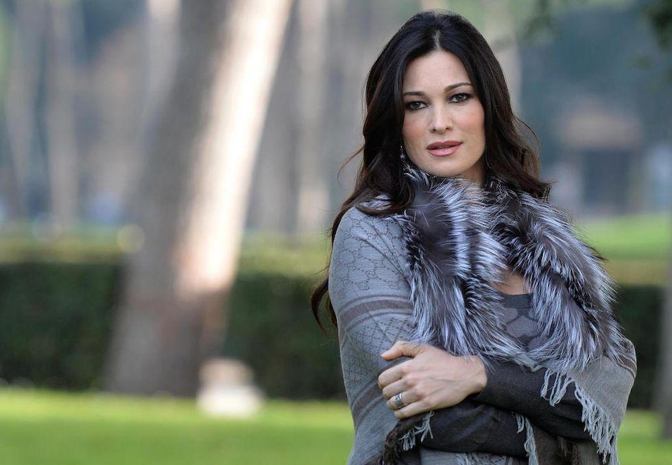 Manuela Arcuri cast Il bello delle donne 4