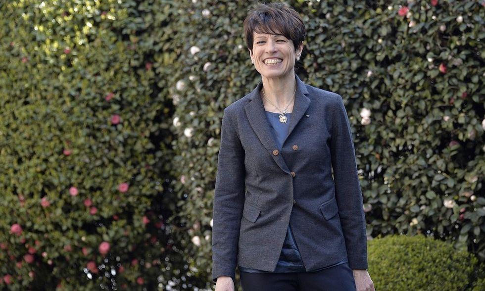 Manuela Di Centa torna in gara per la Fisi