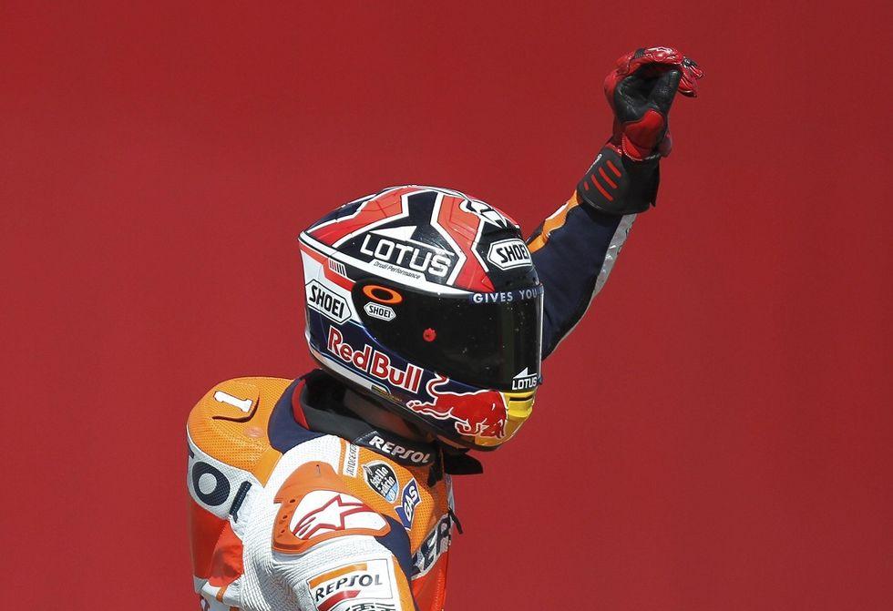 Marquez fa 13: il record Gp per Gp