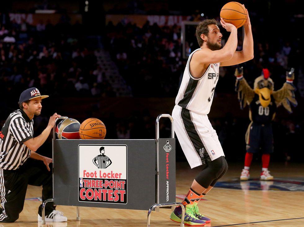 10 grandi momenti di basket del 2014