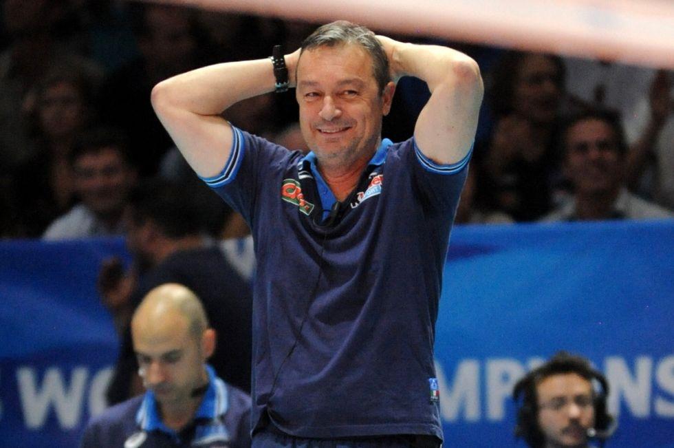 """Italvolley femminile, coach Bonitta: """"Rio 2016 prima di tutto"""""""