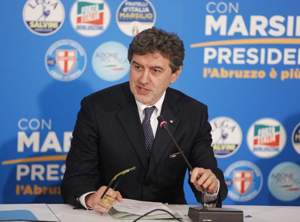 Marco Marsislio elezioni abruzzo